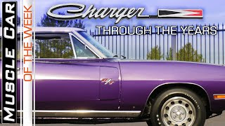 Charging Through The Years - Muscle Car Of The Week Episode 366