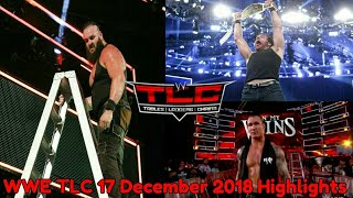 WWE TLC 16 December 2018 Highlights ! New Winners Results Match Card Matches Predictions !