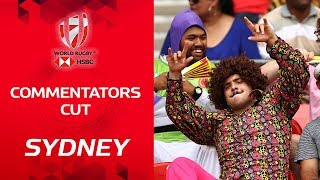 Commentators Cut: Best bits from Sydney Sevens!