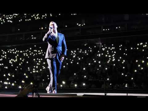 "Sam Smith Sings ""Latch"" For Wedding Proposal"