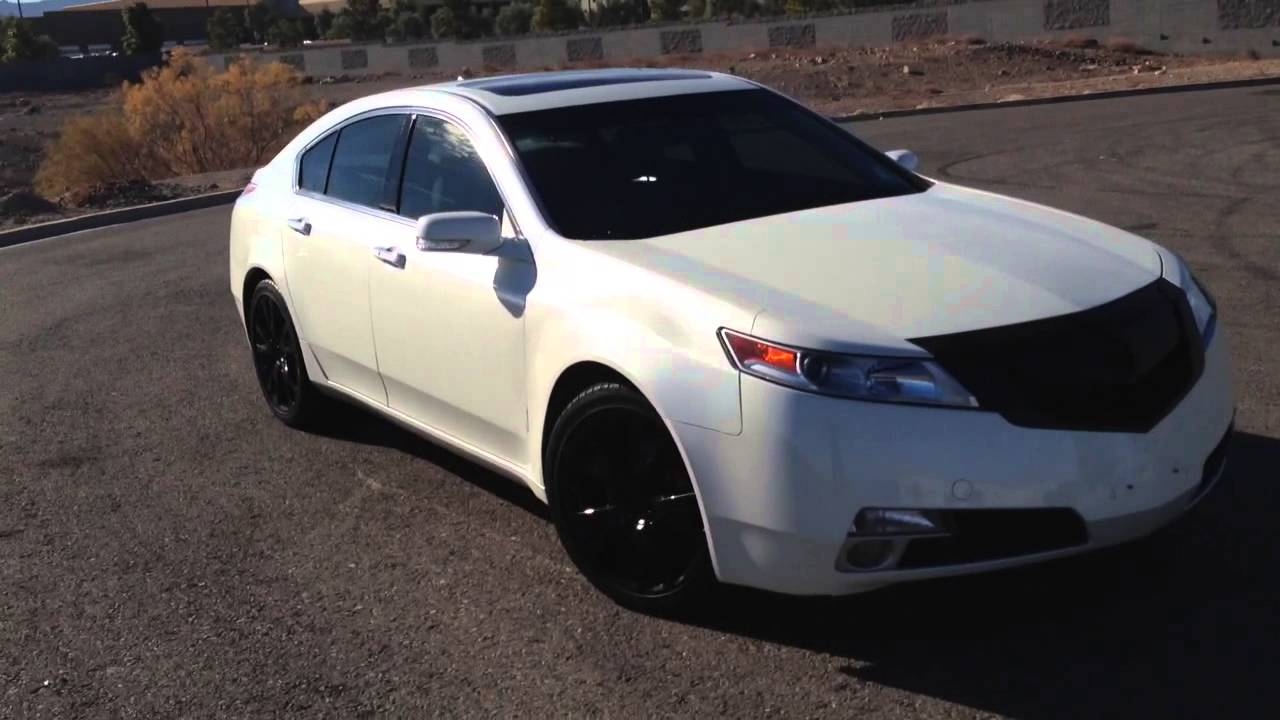 Review Of The 2010 Acura Tl Sh Awd Las Vegas Henderson Area
