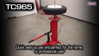 sealey tc965 mini tyre changer