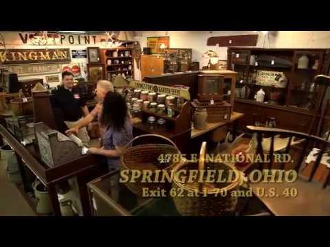 Heart of Ohio Antique Center - Memory Lane