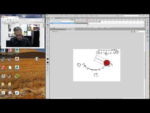 Flash pendulum Video demonstration