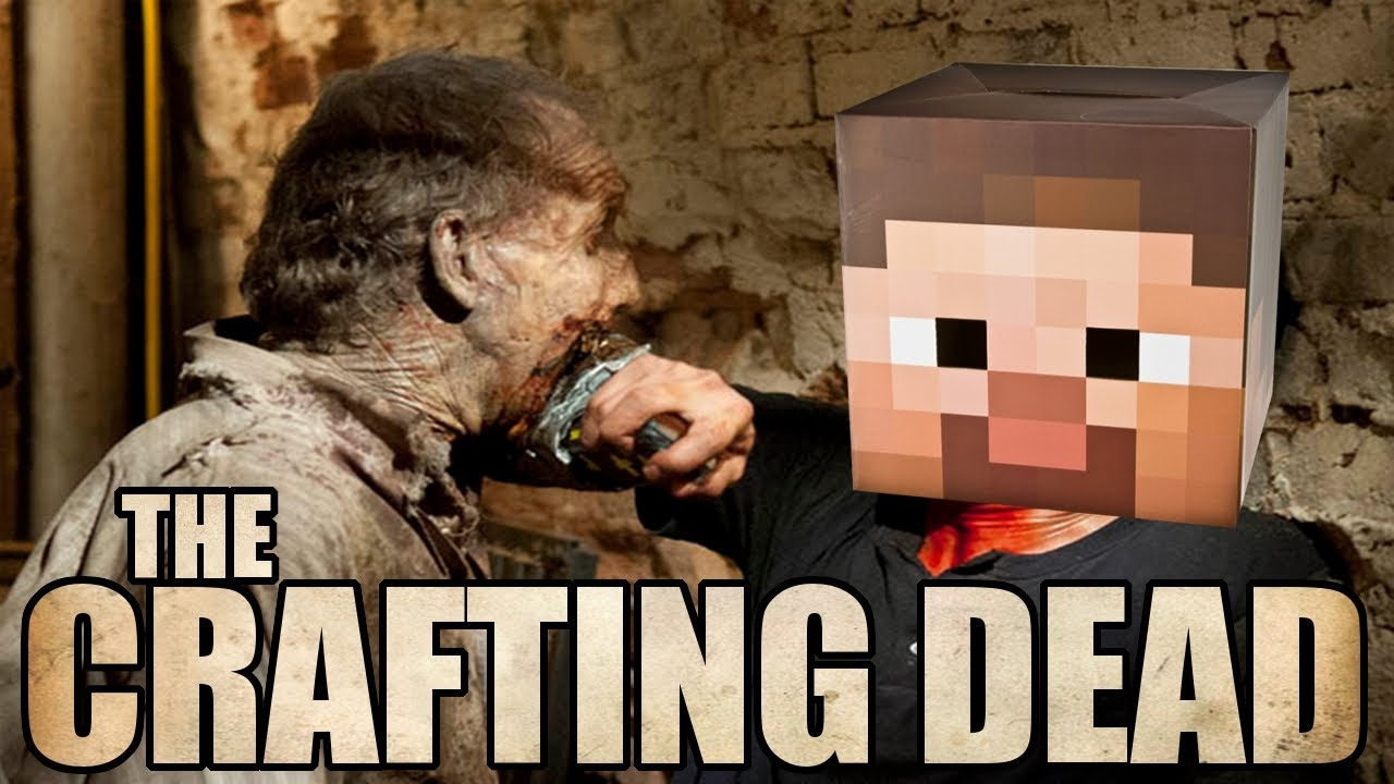 the crafting dead mod minecraft the crafting dead mod ep 7 haters gonna 5576