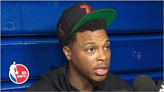 Every game feels like Game 7 if you 'play hard as hell' - Kyle Lowry | 2019 NBA Playoffs