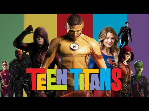 Every Teen Titans Member Who Has Appeared in the Arrowverse