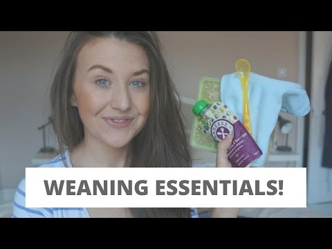 EARLY WEANING | WHY, ESSENTIALS & PRODUCTS YOU DON'T NEED!