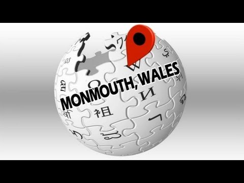 Monmouth, Wales world's first Wikipedia town, covered in QR codes