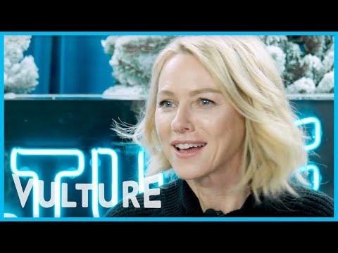 Naomi Watts Does Her Best David Lynch Impression