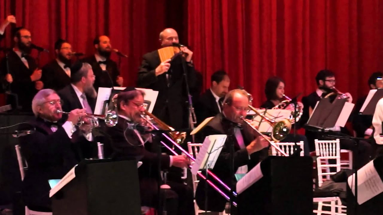 Pure Groove-Pan Flute And Orchestra Combine An Aaron Teitelbaum & JJ Fried Production