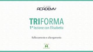TriForma - LEZIONE 1