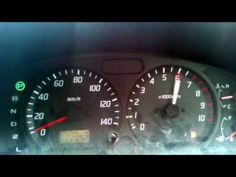 Mazda Laputa - отсечка