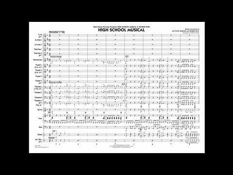 High School Musical (from H.S. Musical 3: Senior Year) Arr. Rick Stitzel