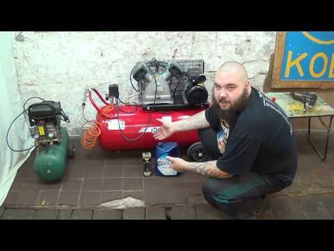 Теория ДВС: Офисное оборудование (часть 2) Компрессор