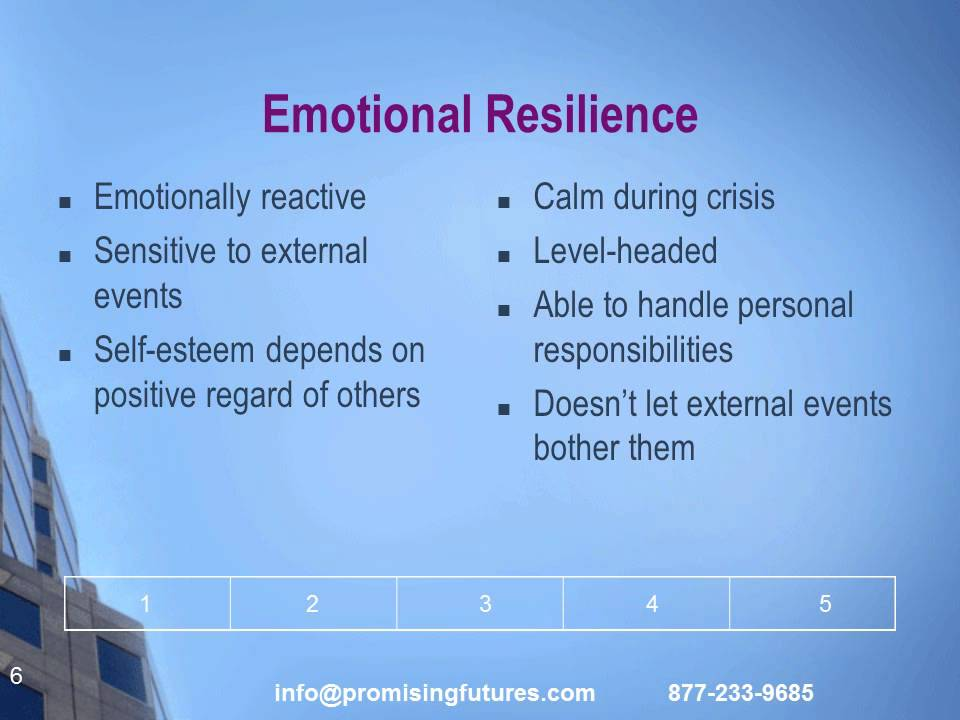 dating a psychologist emotional resilience