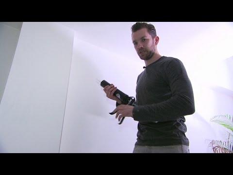 Klussen met Oscar – Scheur in stuclaag
