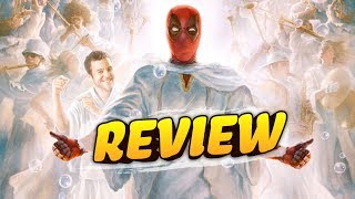 Once Upon A Deadpool (PG 13 Deadpool 2) - Review!