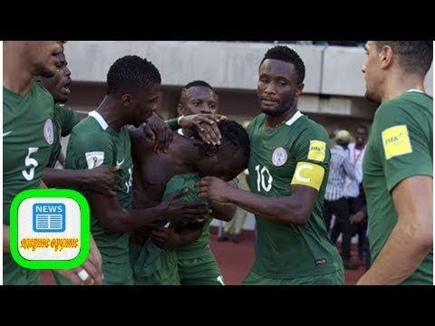 Algeria vs nigeria: team news, tv schedule for fridays's game