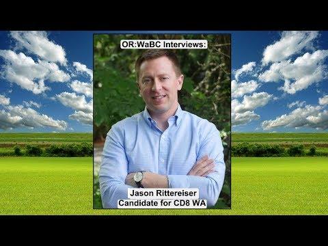 Jason Rittereiser House of Representatives CD8 Interview