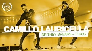 GREEK SALAD Dance Camp'14. Camillo Lauricella [Britney Spears – Toxic]