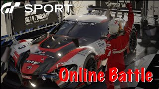 網上對戰 Online Battle