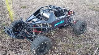 RCMAX 40GT   BEASTING OUT  BARELY ON THE THROTTLE