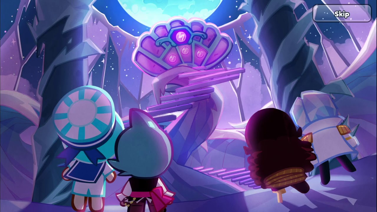 Tower Of Frozen Waves Part 2 (Cookie Run Cutscenes Collection)