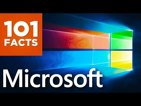 101 Facts About Microsoft