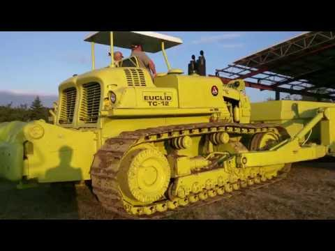Euclid TC-12 Dual-Engine Crawler-Tractor at WMSTR in Rollag, MN 2016