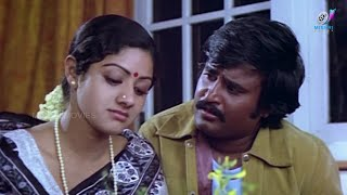 rajinikanth love proposal to sri devi johnny super scene best love proposel of tamil cinema