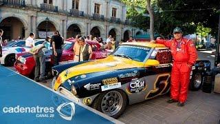 Presentan en Francia la Carrera Panamericana 2015