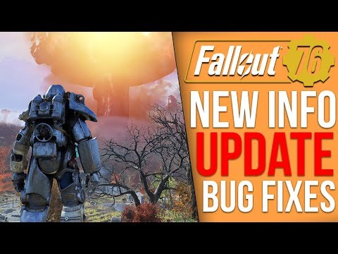 Fallout 76 News - Secret Update Changes, Even Worse Reviews, Sale