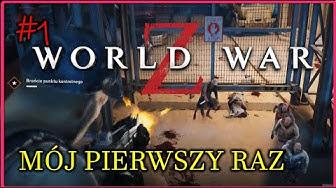 MÓJ PIERWSZY RAZ W World War Z #1