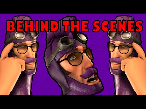 "Extras from ""How it FEELS to Play Sniper in TF2"" [Behind the Scenes]"
