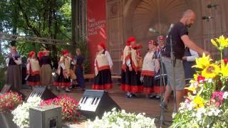 """00017 Folkloras diena """"Novadu sasaukšanās"""" uz Vērmanes dārza lielās skatuves 7.07.2018"""