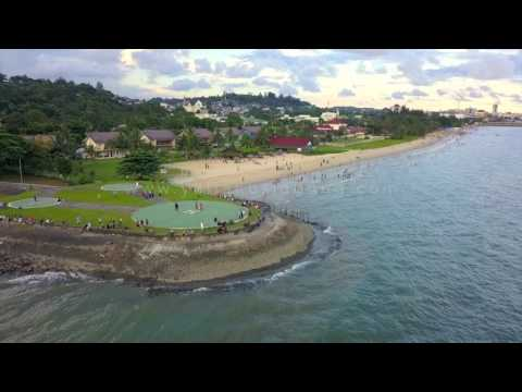 AERIAL FOOTAGE - OFFSHORE #4