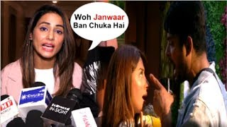 BIGG BOSS 13: Hina Khan SLAM$ Sidharth Shukla For M!SBEHAVING With Mahira Sharma During BB Task