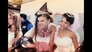 Парад невест в Караганде