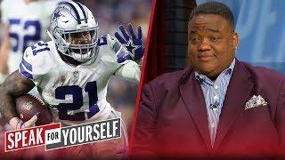 Ezekiel Elliott's contract dispute is with Dak, not Cowboys — Whitlock | NFL | SPEAK FOR YOURSELF