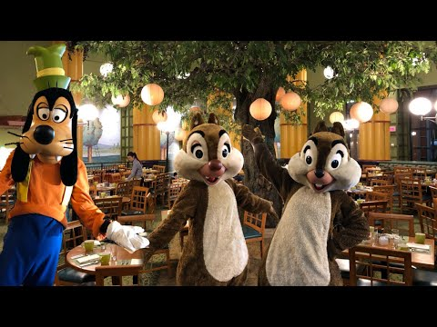 Cheapest Character Meal At Walt Disney World !!