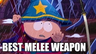 South Park: The Stick of Truth - MOST POWERFUL MELEE WEAPON - SWEET KATANA