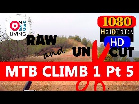 MTB Mountain Nature CLIMB #1 Pt 5 RAW &UNCUT Paphos Forest CYPRUS GoPro Hero4 w Feiyu-Tech G4 Gimbal