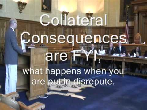 """CONNECTICUT COURT RULE CORRUPTION; """"Don't Take Any Wooden Nutmegs"""""""