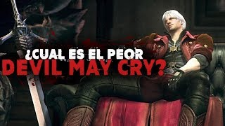 Devil May Cry Del Peor al Mejor I Fedelobo