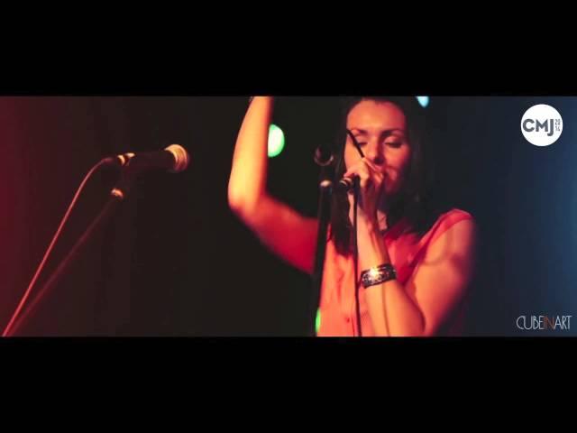 """""""Utopia"""" - OLYA live @ Matchless (CMJ 2014)"""