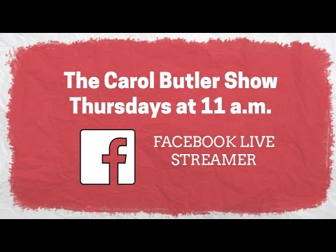 The Carol Butler Show Drought in Lake Wylie, SC