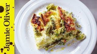 Summer Vegetable Lasagne | Jamie Oliver