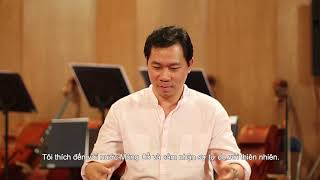 IN THE HOUSE | BẢO ANH - THE ARTISTIC DIRECTOR OF SAIGON PHILHARMONIC ORCHESTRA