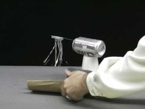 Simple Photoelectric Effect Demo